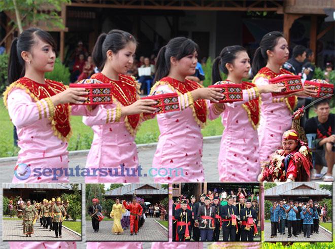 Kebudayaan di Sulawesi Utara - taritarian di Sulawesi Utara