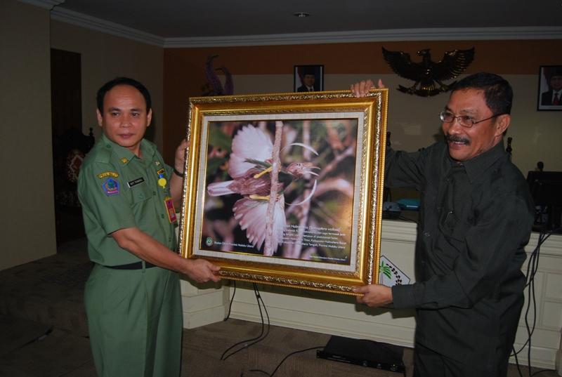 Kepala BKD Sulut Drs Roy Tumiwa MPd