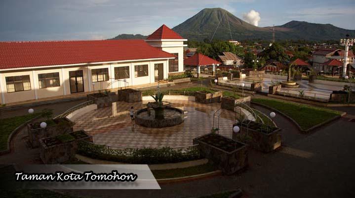 Taman Kota Tomohon