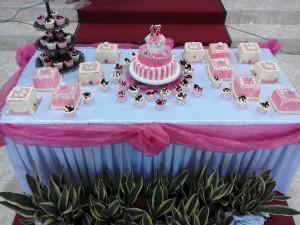 Kue Ulang Tahun GMIM Ke 17