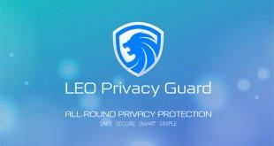 LEO Privacy Guard Aplikasi Keamanan Android