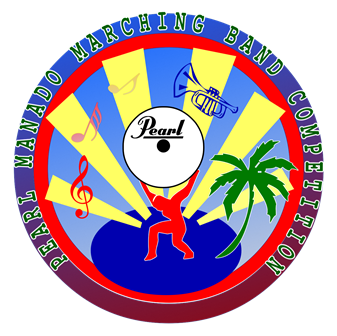 LOGO MARCHING BAND3 ok Manado Pearl Marching Band Competition 2013 Digelar 8 9 November