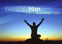 Let's Praise and Worship Him