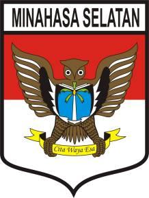 Logo Minsel - Logo Kabupaten Minahasa Selatan