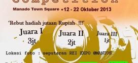 Lomba Foto di Event Rei Expo Sulut