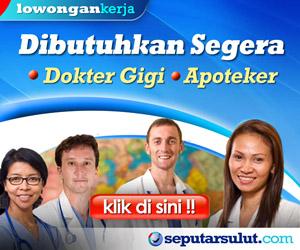 Banner Lowongan Kerja