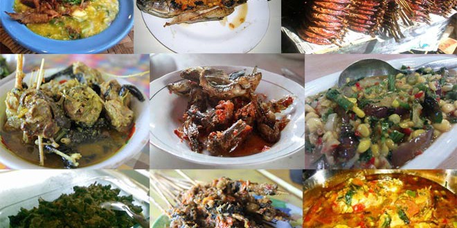 Makanan Khas Sulawesi Utara Makanan Khas Manado