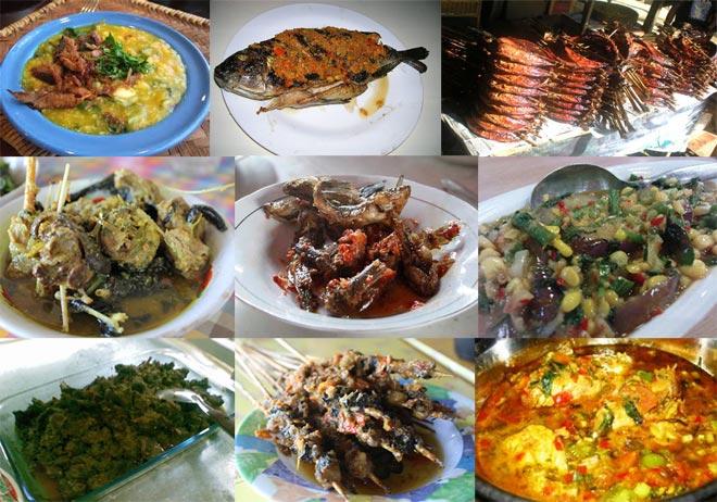 Makanan Khas Sulawesi Utara Makanan Khas Sulawesi Utara