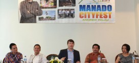 Manado Cityfest 2013 Pertama di Asia Tenggara