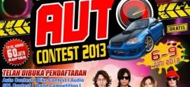 Mantos Auto Contest 2013
