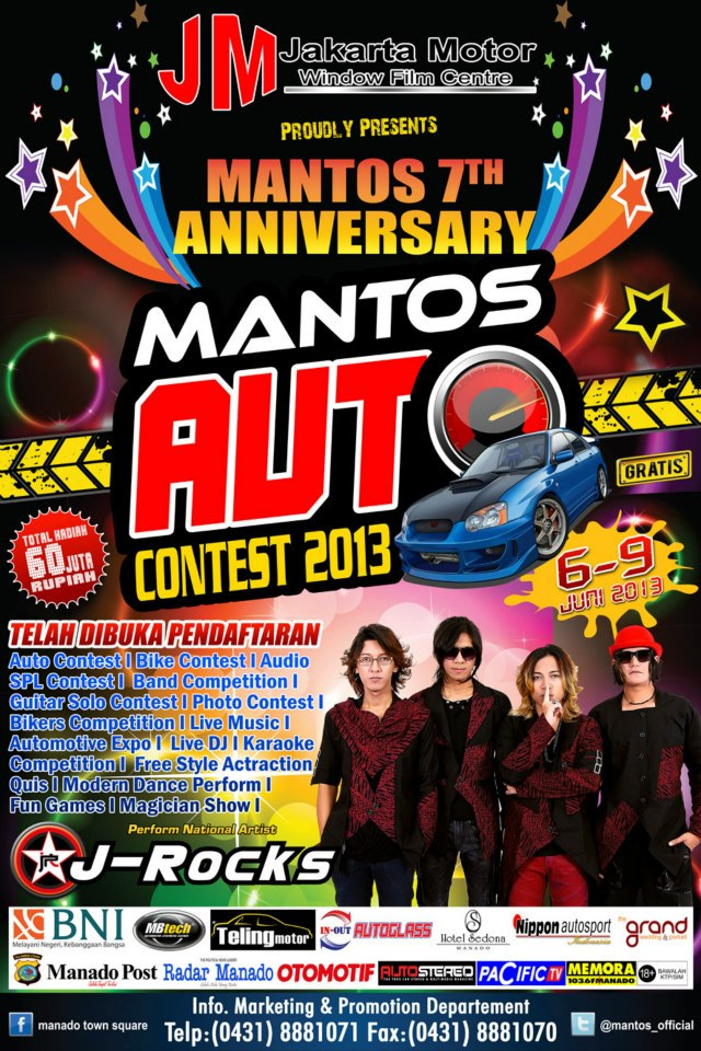 Mantos Auto Contest 2013 Mantos Auto Contest 2013
