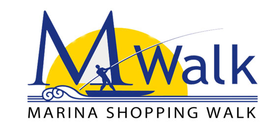 Marina Shopping Walk Manado - MWalk Manado