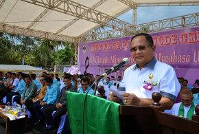 Menurut Djouhari Kansil PKB di Tuntut Mendewasakan Iman Jemaat