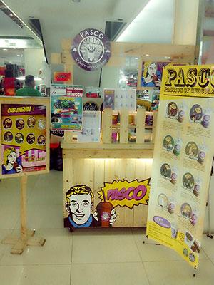 PASCO - Passion Of Chocolate di itCenter Manado