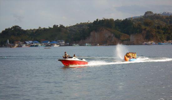 Pantai Firdaus Kema MINUT Sulawesi Utara  Pantai Firdaus Kema Minahasa Utara