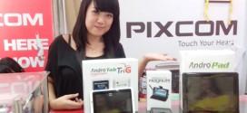 Parafone manado luncurkan 3 Produk terbaru dari Pixcom