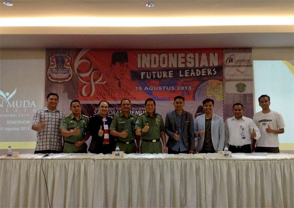 Foto Kegiatan Parlemen Muda Indonesia Sukses Digelar