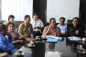Pejabat Walikota Berkoordinasi dgn Kamendagri