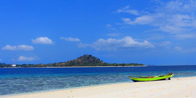 Pulau Gangga, Surga Tersembunyi di Likupang Minahasa Utara