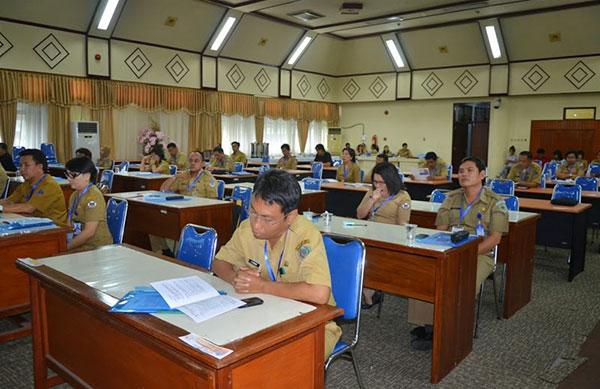 Pemilihan Pegawai Negeri Teladan Tingkat Provinsi Sulawesi Utara