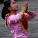Penari Adat di festival Pinawetengan 55x55 Penari Adat