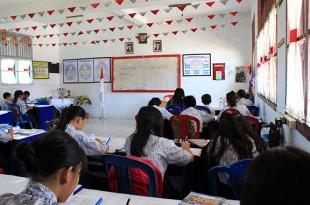 Pendidikan SMP N 1 Amurang