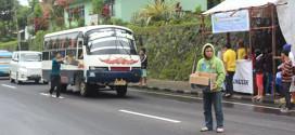 Pengumpulan Bantuan Untuk Korban Banjir Manado oleh FKIP UKI Tomohon