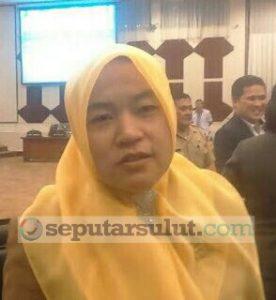 Rita Lamusu Anggota DPRD Sulut
