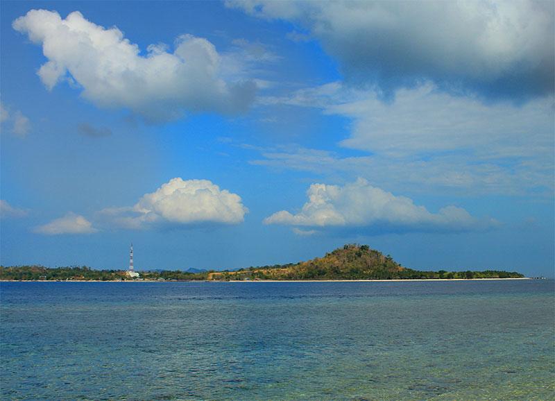 Pulau Gangga di Likupang Minahasa Utara
