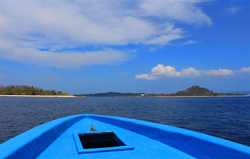 Pulau Lihaga dan Pulau Gangga