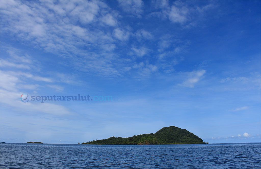 Pulau Tumbak Minahasa Tenggara