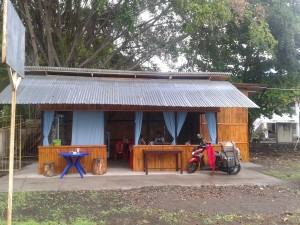 MJR Cafe & Coffe shop yang di bongkar