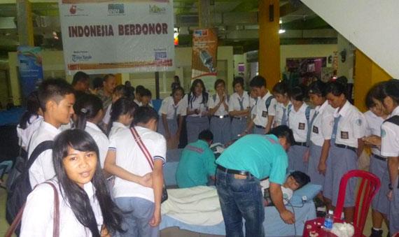 RRI Bersama MWalk Sukses Menggelar Indonesia Berdonor