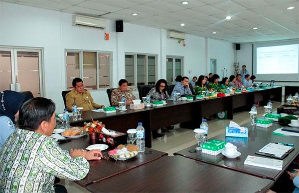 Rapat Bersama Antara Pemprov Sulut dan BPJS
