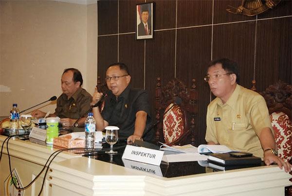 Rapat Koordinasi dan Evaluasi dan Pengawasan Penyerapan Anggaran EPPA