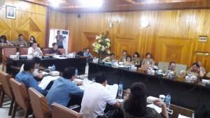 Rapat Lanjutan Banggar bersama TAPD