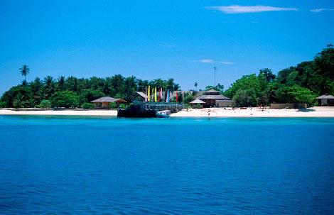 Resort di Pulau Gangga