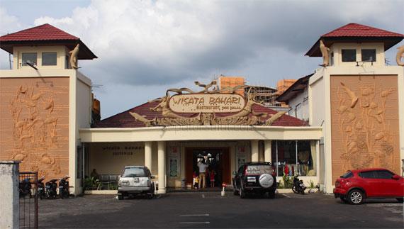 Restaurant Wisata Bahari