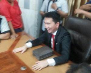 Rocky Wowor Anggota Dewan Sulut