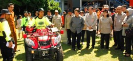 SHS Siaga Bencana di Sulawesi Utara