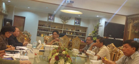 Sekprov Memimpin Rapat Pemantapan BIMP-EAGA Senior Officers Meeting (SOM) and Ministerial Meeting