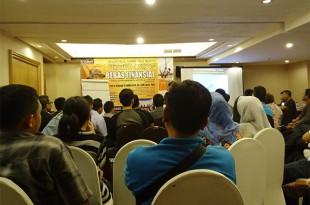 Seminar Bisnis Bermodalkan KTP di Manado