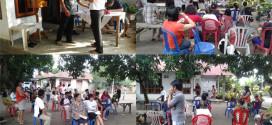 Suasana Pemilihan PELSUS Penatua dan Syamas di Gereja Masehi Injili di Minahasa (GMIM)