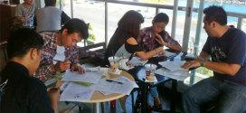 Suasana belajar Siswa CSI Manado di luar kampus 272x125 CSI Manado Buka Pendaftaran Angkatan Ke IV