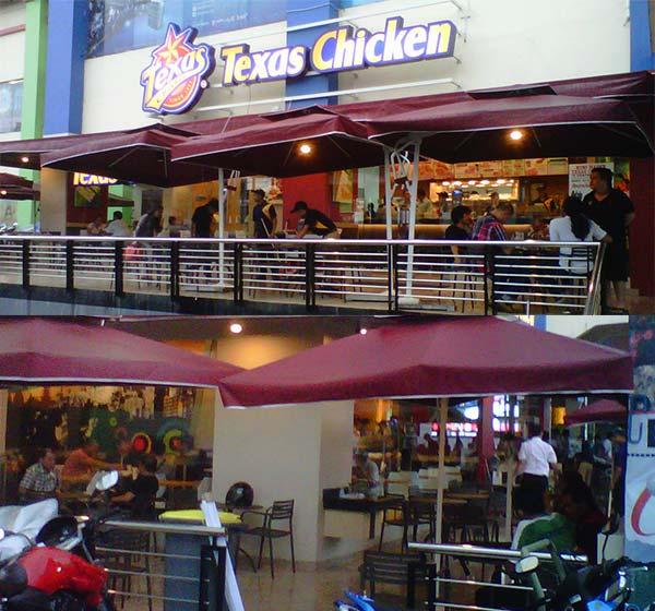 Texas Chicken Resmi Hadir di itCenter