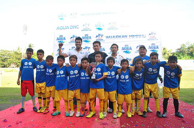 Tim Sondaken Tumpaan - AQUADNC Manado