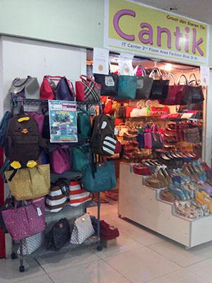 Toko Cantik itcenter Manado