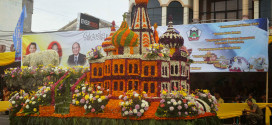 Tomohon Internasional Flower Festival 2014