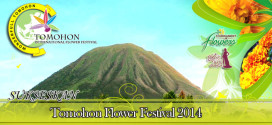 Jadwal Tomohon International Flower Festival 2014
