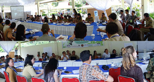 Torang Bacirita Tentang Konservasi Yaki